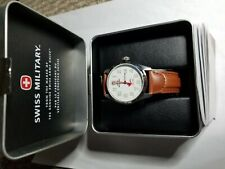 Swiss Military Mens Quartz Syncrude Emission Reduction Project Quartz Watch