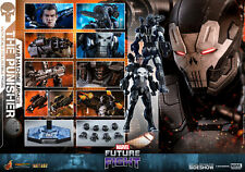 Hot Toys VGM33D28 Marvel Future Fight 1/6 The Punisher War Machine Armor NOW