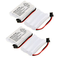 4Pcs 800mAh Cordless Home Phone Ni-MH Battery for Uniden BT-446 BT446 ER-P512