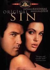 ORIGINAL SIN Movie POSTER 27x40 C Antonio Banderas Angelina Jolie Thomas Jane