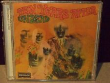 """TEN YEARS AFTER """"UNDEAD"""" DIGITALLY REMASTERED 2 CD SET"""