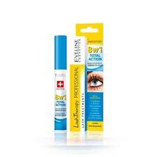 Eveline Cosmetici Multi-Uso Ciglia Siero Totale Azione 8in1, 10ml