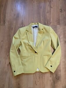 Zara Suit Yellow/Lime Small - Full Suit