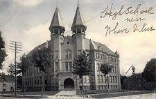 High School in Warren PA Pre 1908