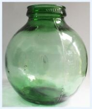 Green Date-Lined Glass (1950s, 1960s & 1970s)