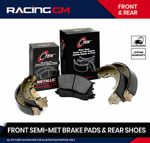 Premium Brake Pads and Shoes For Suzuki Grand Vitara 2006-2013