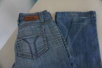 MISS SIXTY Damen Jeans bootcut stretch Hose 30/34 W30 L34 blau TOP #84