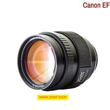 Zenit Zenitar 1,2/50s lens Canon EF Mount for APS-C sensor Sony Fuji, Lumix