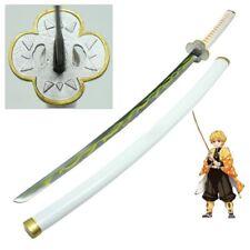 Katana sword Agatsuma Zenitsu sword blade cosplay anime manga