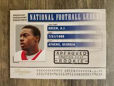 2011 Prestige NFL Passport #1 A.J. Green