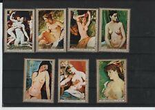 Akt Gemälde von Pintura Europa schöner Satz  Guinea