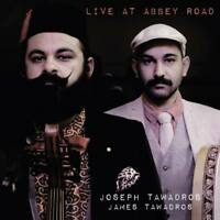 JOSEPH  AND JAMES TAWADROS LIVE AT ABBEY ROAD DIGIPAK CD NEW
