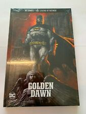 EAGLEMOSS DC COMICS THE LEGEND OF BATMAN VOL 9 GOLDEN DAWN BRAND NEW SEALED