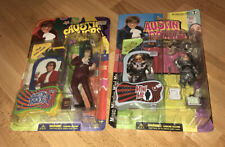 2 Austin Powers Action Figure Yeah Baby Dr Evil Moon Mission Mini Me Mcfarlane