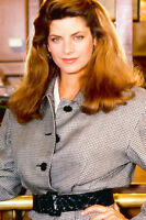 """KIRSTIE ALLEY 8/"""" X 10/"""" glossy photo reprint"""