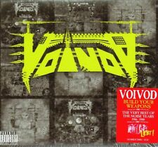 Voivod(2CD Album)Build Your Weapons The Very Best Of The Noise Years 19-New