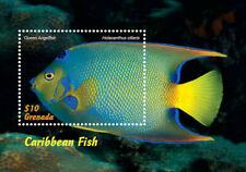 Grenada 2018  Caribbean Fish  I201901