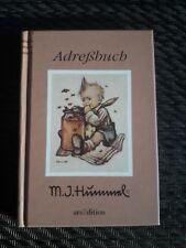 Hummel Address Book 10x15cm...immaculate!