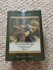 Teaching Company Art Across The Ages DVD Set *NEW/Sealed* Includes course guide