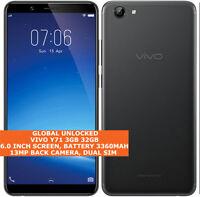 "VIVO Y71 3gb 32gb Quad-Core 13mp Dual Sim 6.0"" Android 8.0 Oreo Lte Smartphone"
