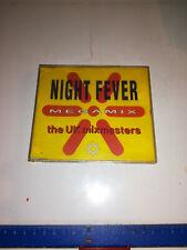 CD Maxi, The UK mixmasters, Night Fever ( Megamix )