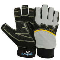 Sailing Gloves EXTREME GRIP Amara  Sailing Yachting  Boating  Half Finger Medium