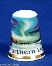 The Northern Lights 'Exclusive' China Thimble B/61