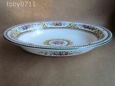 """WEDGWOOD COLUMBIA W595  10⅞"""" OVAL SERVING BOWL (Ref401)"""