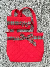 SALE @ J CREW OUTLET Purse Tote Shoulder Bag QUILTED + Matching Wallet ??ts17j