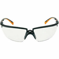 3M SOLUS CLEAR DX COATED SAFETY GLASSES - Anti Scratch / Fog - VIRUS PROTECTION