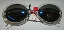 Oval 1980s Vintage Sunglasses