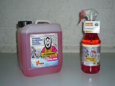 Felgenreiniger Aluminium-Teufel Aluteufel Intensiv rot 1 x 5 KG + 1 x 1 Liter