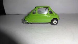 corgi heinkel bubble car