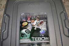 2012 Tim Tebow McFarlane NFL Action Figure New York Jets & Gators
