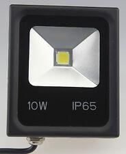10 W COB LED PER AMBIENTI Luce Spot Cool Bianco Giardino Garage Sicurezza Inondazione di IP65UK
