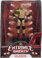 Goldberg - WWE Entrance Greats Mattel Toy Wrestling Action Figure