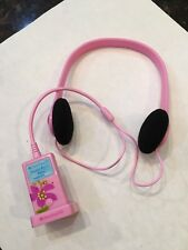 """Mia American Girl 18"""" Doll Meet Accessories Headphones Music Set Only Retired"""