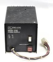 PRO-LOG POWER SUPPLY M281-230 240VAC, +5V 10A, +12V 1A, -12V 1A VOLTAGE SENSING