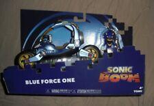 sonic the hedgehog blue force one Tomy figure sonic boom toy nib