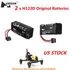 2 PCs Hubsan H122D RC Quadcopter Spare Parts 7.6V 710mAh LiPo Battery H122D-16