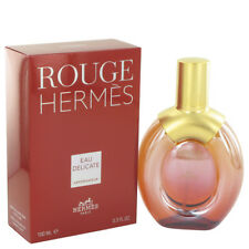 Hermes Rouge Eau Delicate 100ml/ 3.3oz Spray Sealed Box Genuine Womens Perfume