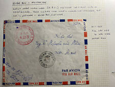 1967 Quan Buu South VietNam Army PO 4213 Airmail Postage Free Cover to 4306