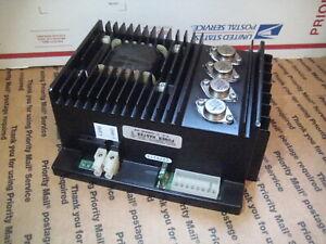 Free Shipping* Whelen 400 Watt Power Amplifier Speaker Driver Amp (w/ Pin-Out)
