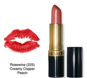 Revlon Super Lustrous Lipstick 225 Rosewine
