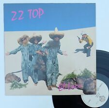 "LP ZZ Top  ""El loco"""