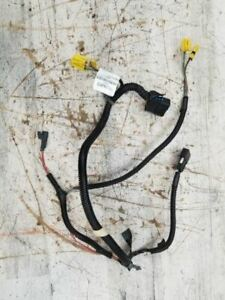 2009-2016 CHEVROLET IMPALA FRONT RIGHT SEAT WIRE HARNESS VIN W OEM 142883