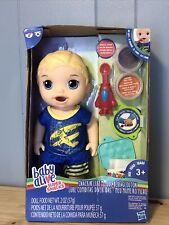 Baby Alive C1883 Super Snacks Snackin' Luke - Blonde Hair