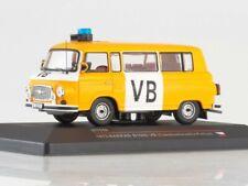1/43 Barkas B1000, VB Czech police, collection model cars