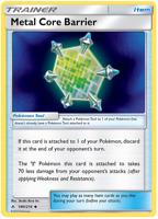 Metal Core Barrier 180/214 Unbroken Bonds | Pokemon Card | New