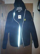 NEW PUMA ferrari black hoodie jacket